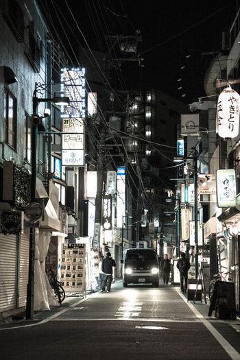 Architecture Built Structure City Night Night Walk Streetphotography Transportation