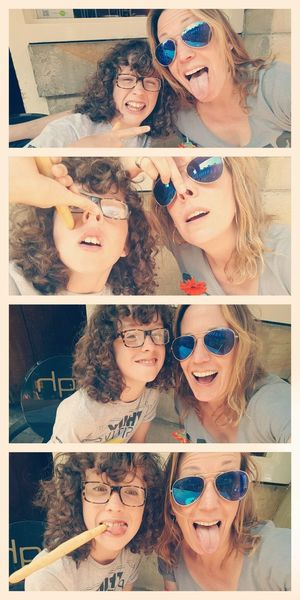 Me and my nephew Having Fun making Selfies Cooler Than A Cooler Family Time A Beautiful Day Sun's Coming Out Summertime Ladyphotographerofthemonth Summer Exploratorium