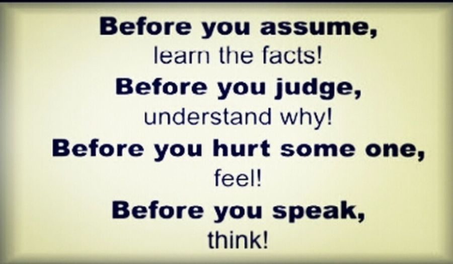 Learn,Understand,Feel, & Think!!
