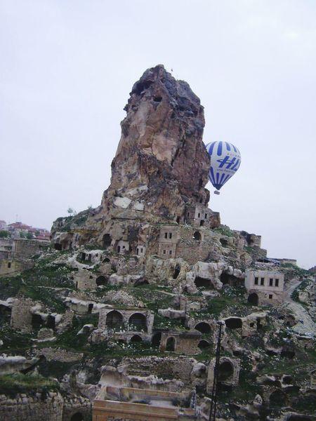 Cityscapes Capadoccia