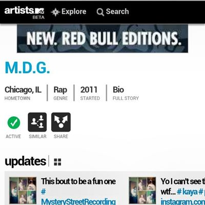 Tunein Mtv Mdgofficial Chicago ForNoReasonTheMixtape drops May 15th