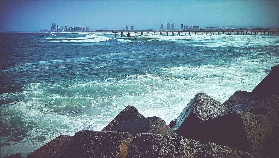 Gold Coast Australia Sea View Travel
