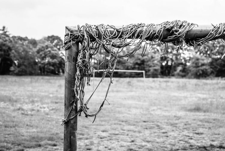 A football ground that was forgotten a long time ago. Also forgotten the joy, anger and friendship it has seen. Humans tend to forget very fast. via http://www.rhme.de/long-forgotten/ Picoftheday Football Worldcup2014 Black And White