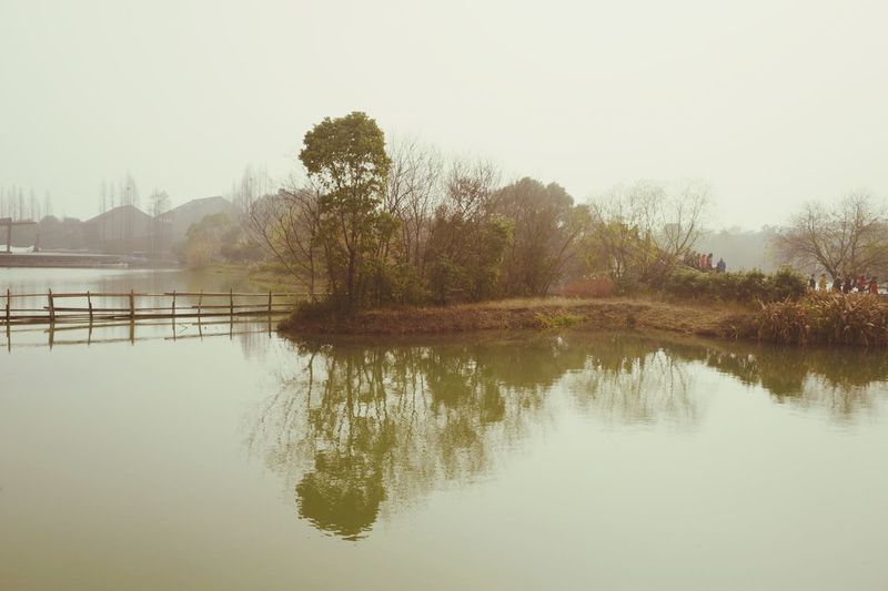 Shan Shui Lake Nature Tranquility Tranquil Scene Scenics Beauty In Nature No People