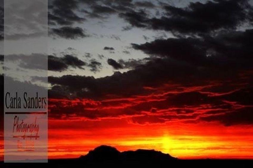 Sunset Sun Roadtrip On The Road Photography Taking Photos Hello World Africa Peace