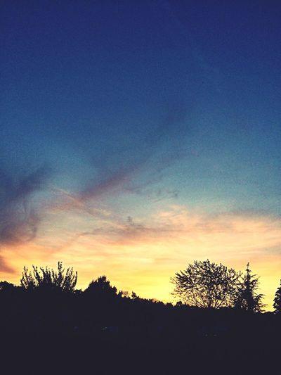 Sunset Clouds And Sky Sky Enjoying Life