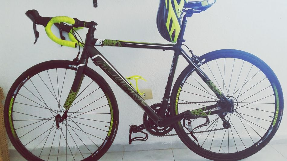 La negra consentida! Onix Bike First Eyeem Photo
