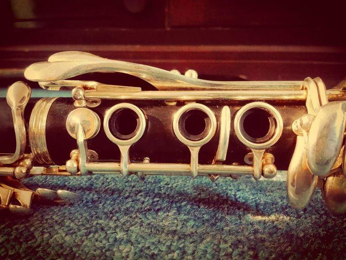 Clarinet Selmer Prologue II Bb Clarinet Woodwind Instrument Musical Instrument Böhm System Beautiful Clarinet Klarinet Close-up Clarinet