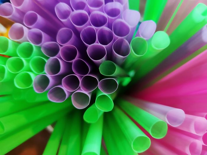 A variety of colored straws are included. Science Technology Backgrounds Multi Colored Studio Shot Microbiology Pink Color Close-up Green Color Geometric Shape Square Shape Magnification Skylight Microscope Circular Laboratory Equipment School Science Project Petri Dish Biologist Biology Microscope Slide Grid Triangle Shape Shape Fiber Optic Triangle Rectangle Molecule Molecular Structure Abstract Backgrounds