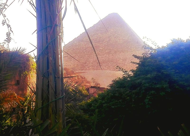 Pyramid Glorious Historical Building My Country ın A Photo Love ♥ In The Heart Outdoors Fresh On Eyeem  Cairo Egypt Gizapyramids