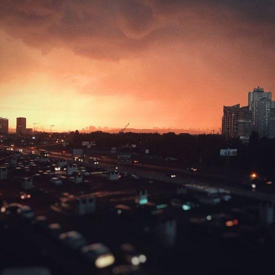 Higwaytohell Kiev Hell Weather Cloud RedClouds