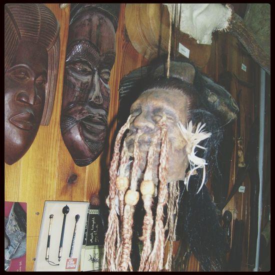 Museum Deadhead Masks