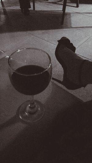 Noite super agradável em ótima companhia! NoiteMaravilhosa Amigos NoiteDeSábado Wine Vinhos Instagood Instaphoto Instalove DeOntem😍💕😊👌 Love