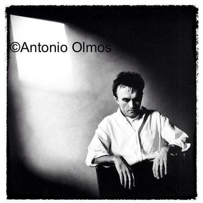 Danny Boyle, film director, photographed by Antonio Olmos