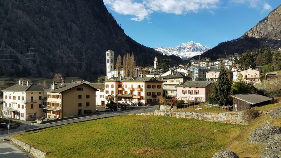 The village in