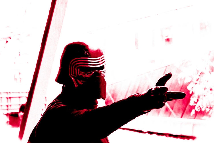 Cosplay Kylo Ren Star Wars Red first eyeem photo