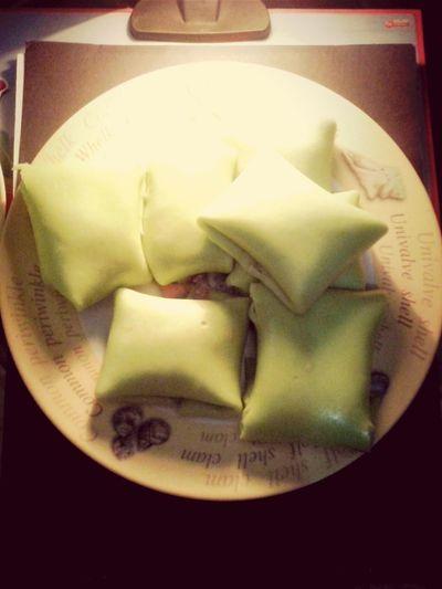 Durian Pancake Pancakes Home Made