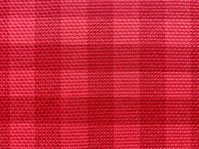 EyeEm Selects Red Backgrounds Textile Full Frame Textured  Pattern No People Clothing Thread Garment Indoors  Material Abstract Woven Vibrant Color Close-up White Color Wool Day Cotton