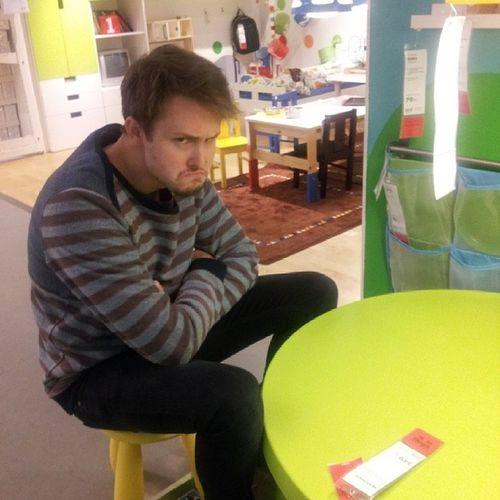 Me and @erikhbh på IKEA ;) Surenen Fårintallthanpekerpå Nofilter