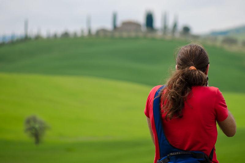 Io Fotografo e tu? Green Picture Tree Tuscany Tuscany Countryside Val D'orcia