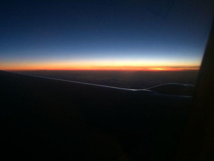 First Eyeem Photo Sunset Sun Day Nightphotography Night Plane SPAIN England