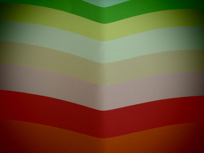 colorful paper background. Backgrounds Close-up Colour Paper Day Full Frame Green Color Indoors  No People Orange Color Paper Paper Art Paper View Pink Color Red Yellow Color