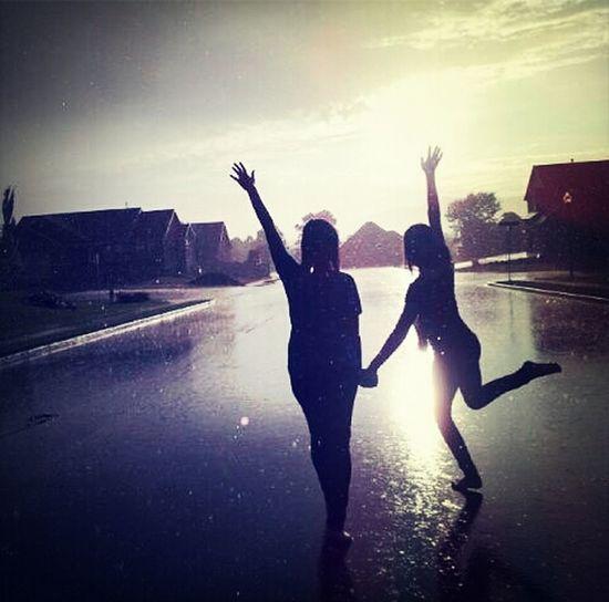 Rain Inlove