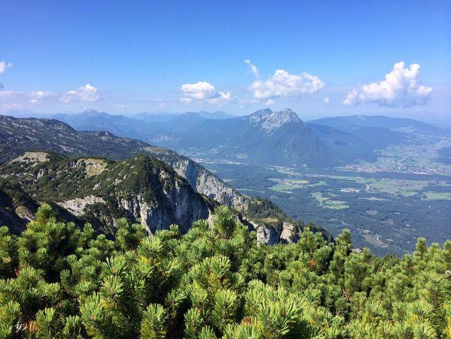 I miss #Salzburg #Austria and the mountain air.
