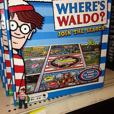 Waldosworldtour Join The Search