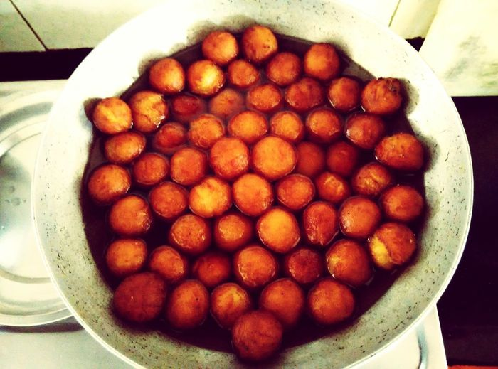 Yummy sweets... Gulab jamun Indian Sweets