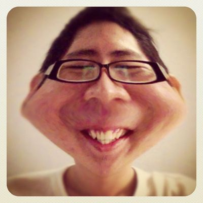 Good morning, I'm V.V.A the chipmunk! =]]