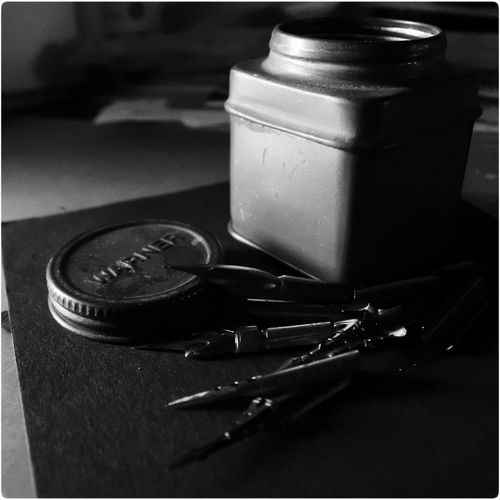 Photographic Memory Old Ink Pen Ink Black And White Photography Black And White Black & White Calligraphy Pens Nikon Close Up