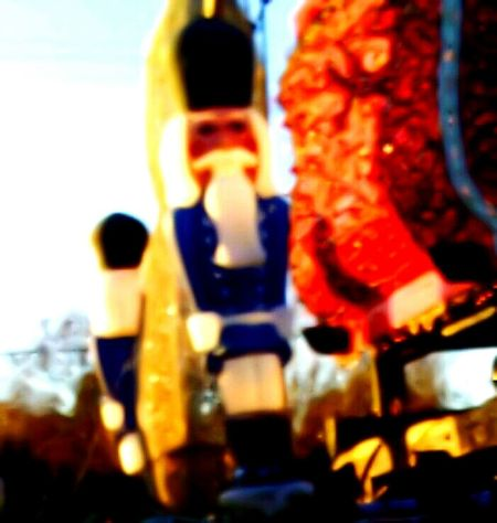 Close-up Outdoors Variation The Nutcracker  Portrait Celebration Party - Social Event Holiday - Event Snow Covered The Way Forward Christmas Decorations Artistic Perception Front View Original Photography Cellphone Photography My Year My View Waiting Game Celebration Event For The Love Of Art Arts Culture And Entertainment Illuminated Tradition Cold Temperature Christmas Toy Soldier