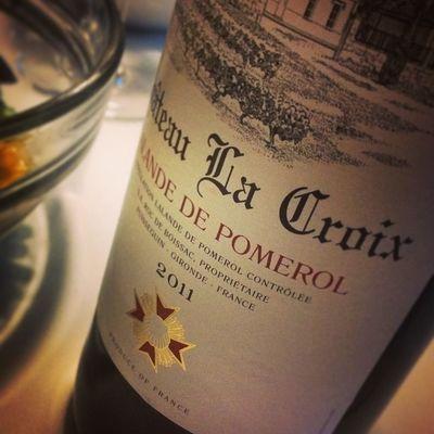 Préparer la suite. Chambrer. Winolife Pomerol Bordeaux Redwine Instawine