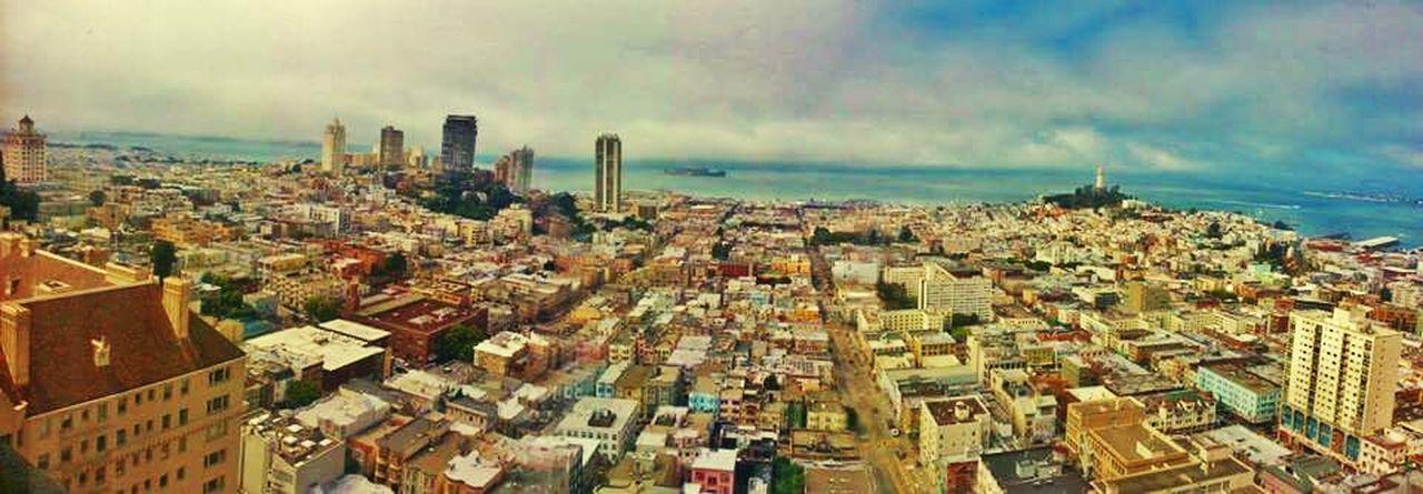 San Francisco View ❤❤❤