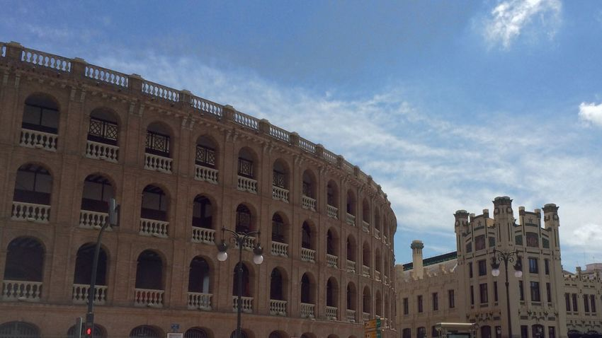 Toros Colosseo València Traveling Travel Photography Travel Travelling Vacation Vacation Time Nofilter