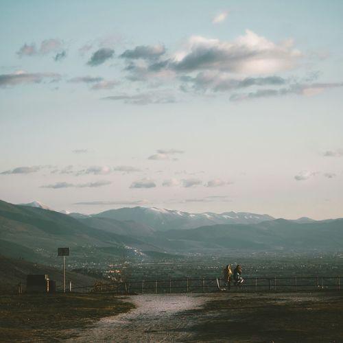 Apenine Peaks
