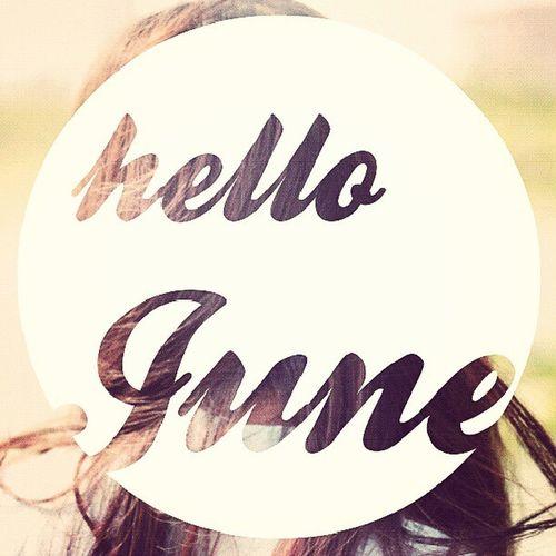 Hello June Hellojune June Hello Summer girl lotus she hair wind