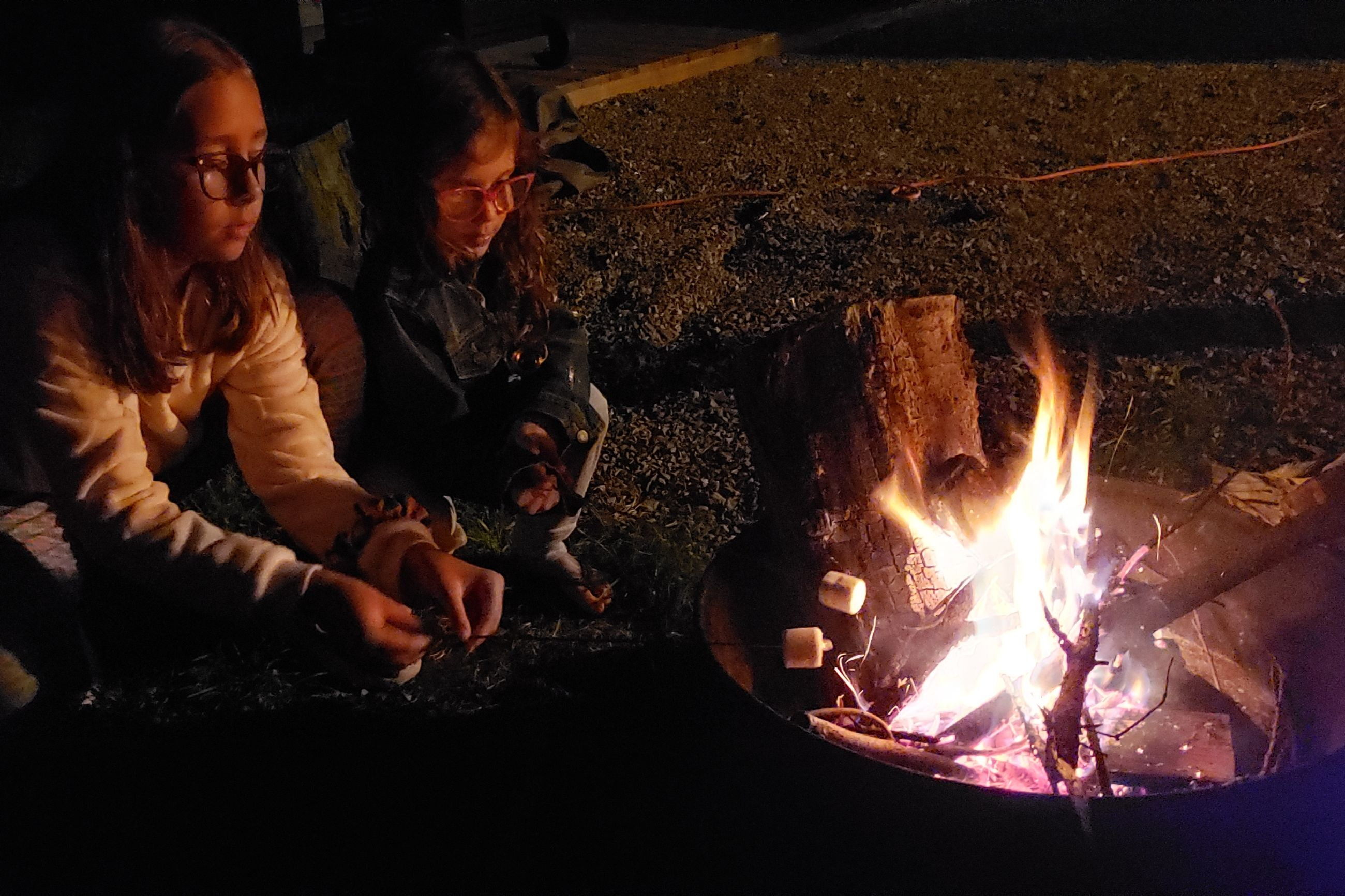 burning, fire, fire - natural phenomenon, flame, heat - temperature, real people, people, lifestyles, night, bonfire, leisure activity, glowing, two people, nature, campfire, togetherness, bonding, wood - material, log, fireplace, wood, preparing food