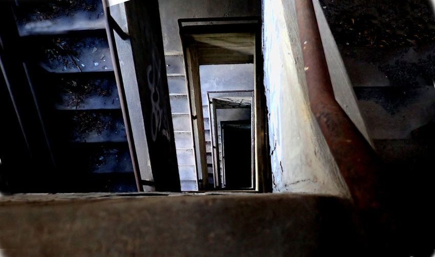 Coal Factory Coal Mine Lost Place Stairs Architecture Built Structure Indoors  Lost In Space Lost Places Lostplace Lostplaces Urbex Urbexexplorer Urbexphotography