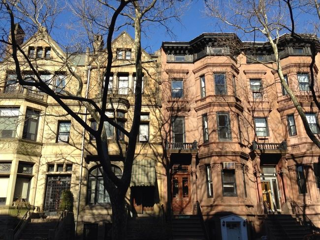 Brownstone...