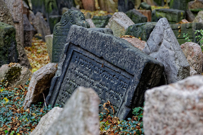 Old Jewish Cemetery, Prague. Cemetery Cityscape Czech Republic Old Jewish Cemetery Old Town Prague Prague Czech Republic Prague Photography Ancient Belief Built Structure Built Structures Cemetery Day Grave Grief History Jewish Cemetery Lichen Memorial Nature No People Old Old Jewish Cemetery Old Ruin Outdoors Religion Sadness Solid Spirituality Stone Stone Material The Past Tombstone