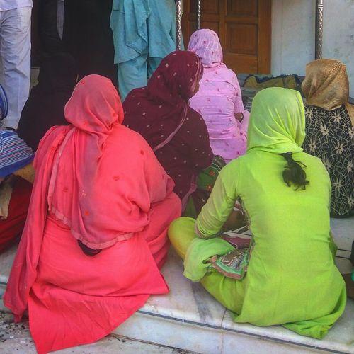 Faith at dargah