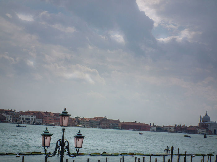Acqua Architecture Beauty In Nature Building Exterior Cielo Cloud - Sky Day Italia Italien Italy Italy❤️ Italy🇮🇹 Laguna Nature No People Outdoors Panorama Sea Sky Sky And Clouds Venedig Venezia Venice Wasser Water