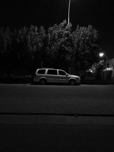 Night Mode Of Transportation Car Transportation Motor Vehicle Tree City Night Street Outdoors No People The Great Outdoors - 2018 EyeEm Awards