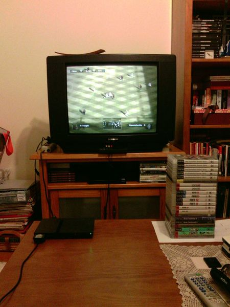Fifa 07 Old But Cool Ps2