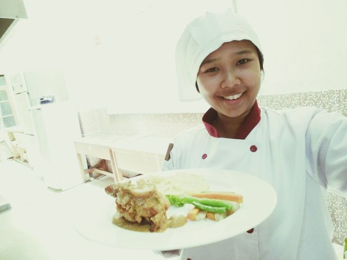 food is my passion and cooking is my life