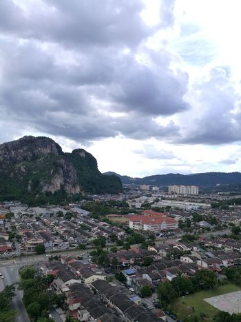 Nature Sky Cloud - Sky Landscape Outdoors Day Cityscape Tree City Mountains And Sky Apartment View