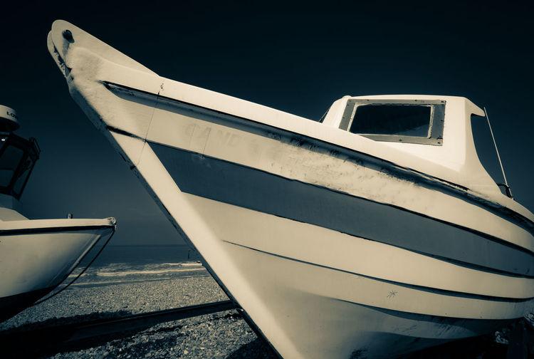 Boats on Cromer