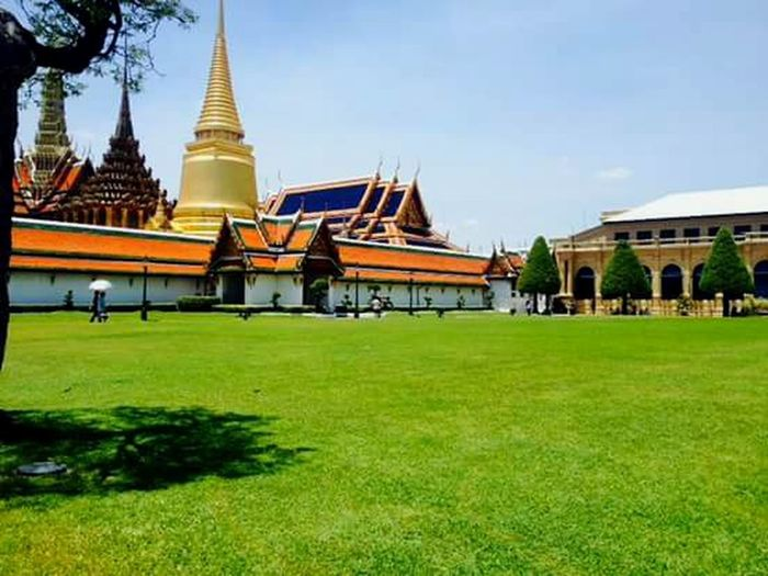 สวัสดีบางกอก Beautiful Temple Bangkok Thailand. EyeEm Thailand My_Photography